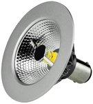 LED Spot AR70 7W 2700K 36° B15 incl. Driver Dimbaar