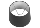 Lampenkap Rond Conisch Grijs (XXL) 52cm_