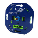 ECODIM.04 Led dimmer universeel 0-150W fase Afsnijding (RC) | Basic_