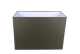 Lampenkap Rechthoek Creme 50x25x35Cm HSM