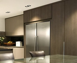 Led inbouw spot armatuur - 2x AR111 Zwart | Verzonken