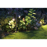 Staande lamp SITRA 360 SL SPIKE antraciet 2xGX53_
