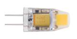 G4 LED Lamp 1W 2700K 100 Lumen