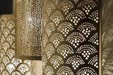 Wandlamp Cylinder Filisky Large Silver Zenza detail