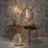 Ball Leaf Medium Gold Zenza Tafellamp Sfeer