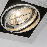 Led inbouw spot armatuur by QAZQA oneon 111 geschikt voor de AR111 spot close