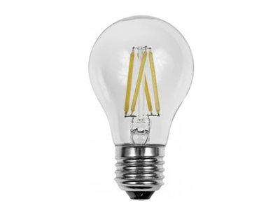 LED Filament Lamp E27 4W 2200K Helder | Dimbaar