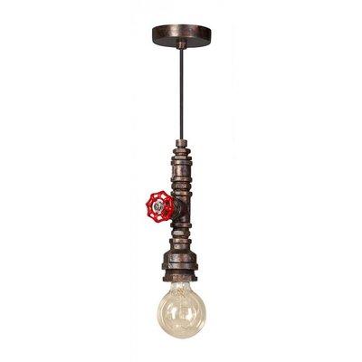 Hanglamp | Brandweer Roest E27