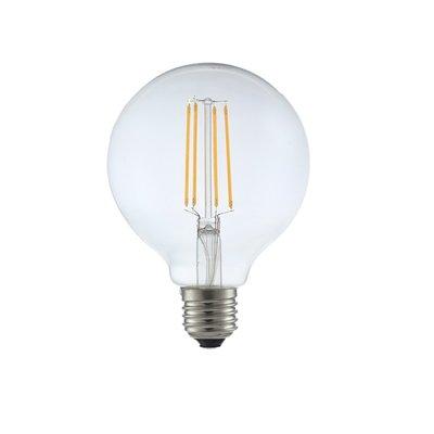 LED globe bol E27 4W 2700K Helder (G95)