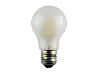 Dimbare led lamp E27 8W 2700K MAT (A60)