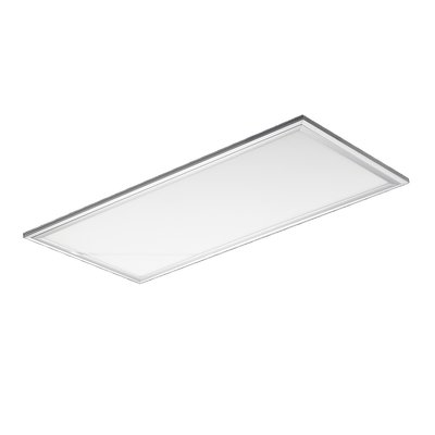 LED Paneel rechthoekig 30x120cm 45W 3000K - Witte Rand