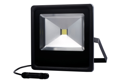 LED Slim Floodlight 10Watt 3000K (IP65)