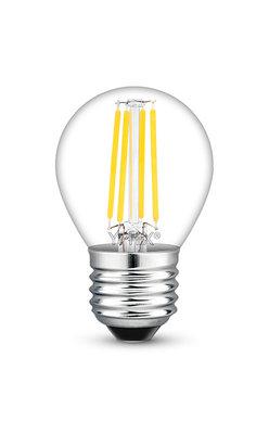 LED Filament kleine bol E27 4W 2700K Helder (G45)