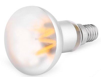LED Filament spot E14 6W 2700K (R50)