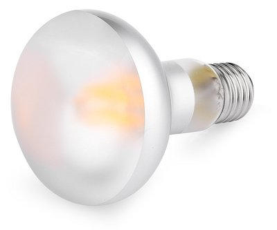LED Filament spot E27 6W 2700K (R80)
