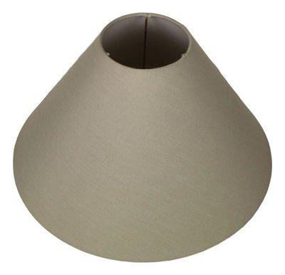 Lampenkap Rond Conisch Zandkleur 40x40x22Cm HSM