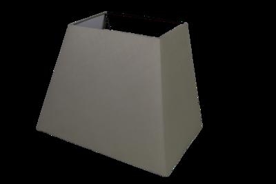 Lampenkap Rechthoekig Zandkleur 39x25x30Cm HSM