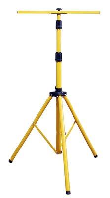 Standaard voor 2x Bouwlamp / Floodlight 130-300Cm tot 50W