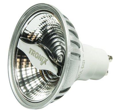 LED Spot AR70 6W 2700K 24° GU10 Dimbaar