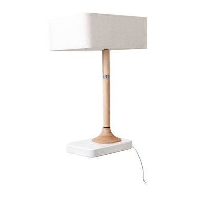 Valmont Tafellamp met touch schakelaar VANDEHEG
