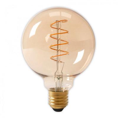 LED Globe Spiraal E27 3W 2200K (G125) | Dimbaar