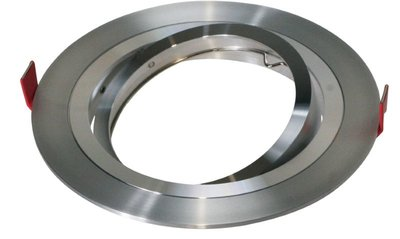 Led inbouw spot armatuur 1x ar111 aluminium richtbaar thatsled