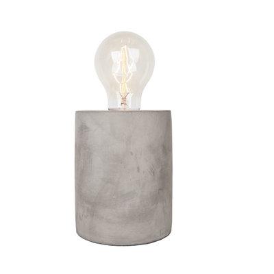 Tafellamp Tondo Beton | Rond