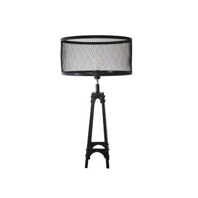 Tafellamp Gladiator Klinknagels 68Cm | Luxe Kap