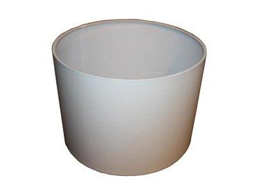 Lampenkap Rond Wit Klein 25x25x18