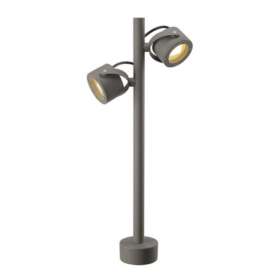 Staande lamp SITRA 360 SL steengrijs 2xGX53