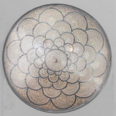 Plafonniere Fan XL Silver