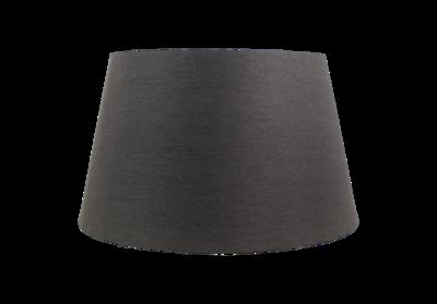 Lampenkap Rond Conisch Grijs (XXL) 52cm