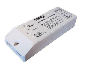 LED Driver 12V (constant) | 18W | niet-dimbaar