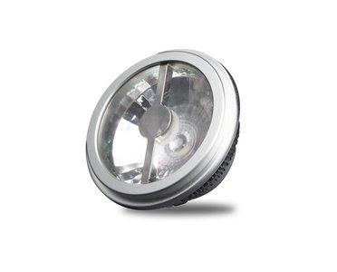 LED Spot 9W G53 AR111 1800-2700K 24° CRI>95 Incl. Driver 12V