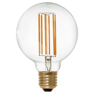 LED globe bol E27 6W 2700K Helder (G95)
