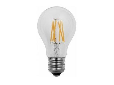 Dimbare led lamp E27 6W 2700K Helder (A60)