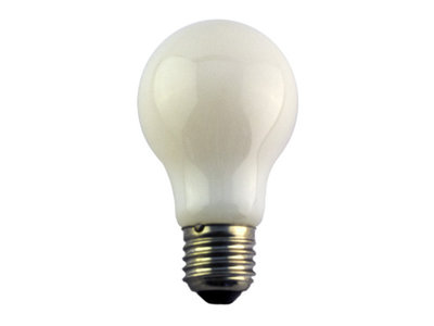 Dimbare led lamp E27 8W 2200K OPAAL (A60)
