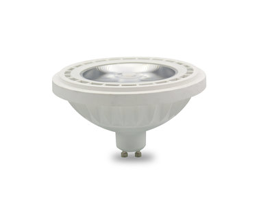 LED Spot 9W GU10 ES111 (AR111) 1800-2700K 36° CRI>95!