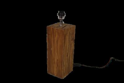 Tafellamp Blank Teak