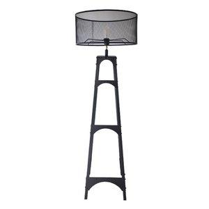 Vloerlamp Sigrun Klinknagels 160Cm | Luxe Kap