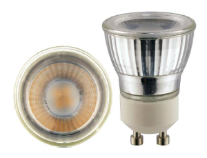 GU10 (MR11) LED Spot 35mm 3W 2700K CRI>90 | Dimbaar