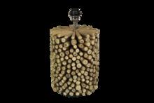 Tafellamp Driftwood Rond 25x25x40cm